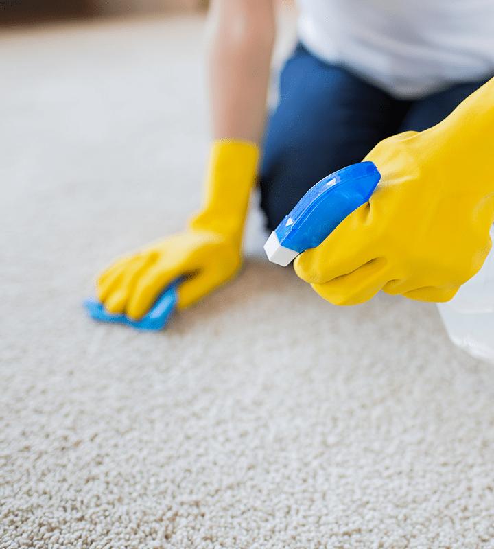 3 Claves para limpiar bien una alfombra